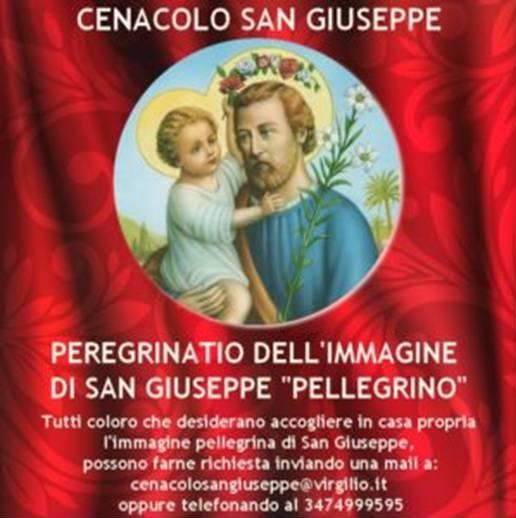 """Ecco cos'è il cenacolo di """"San Giuseppe"""" e l'icona pellegrina"""