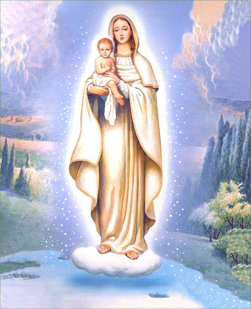 Sesto giorno della novena per prepararsi alla festa della Madonna della Neve