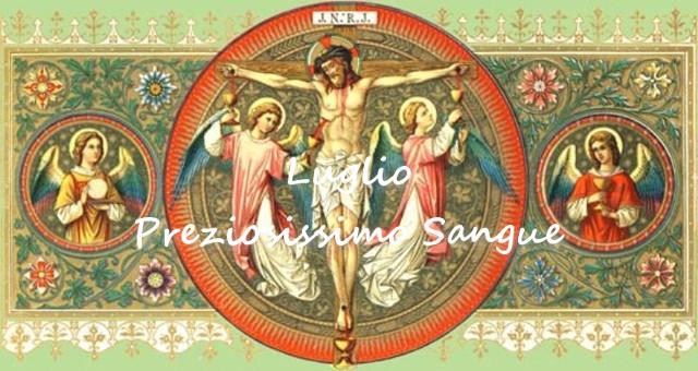 Settenario breve dedicato al Preziosissimo Sangue di Gesù (settimo e ultimo giorno)