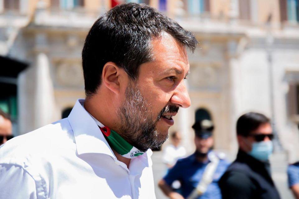Salvini a processo: altra figura avvilente per il nostro Paese