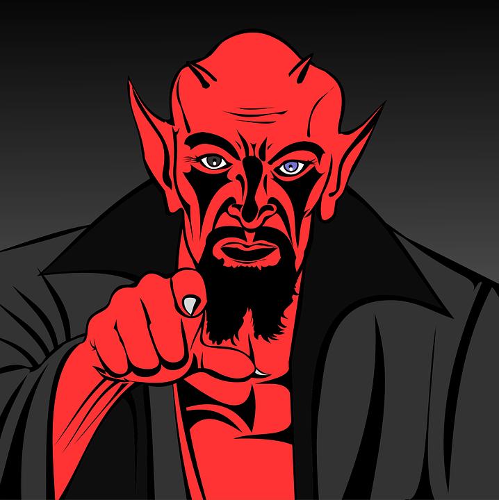 Chi non crede nell'esistenza del demonio è dentro le sue fauci