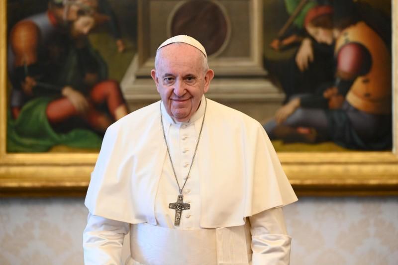 """Pronto è la signora Cinzia? Sono Papa Francesco"""