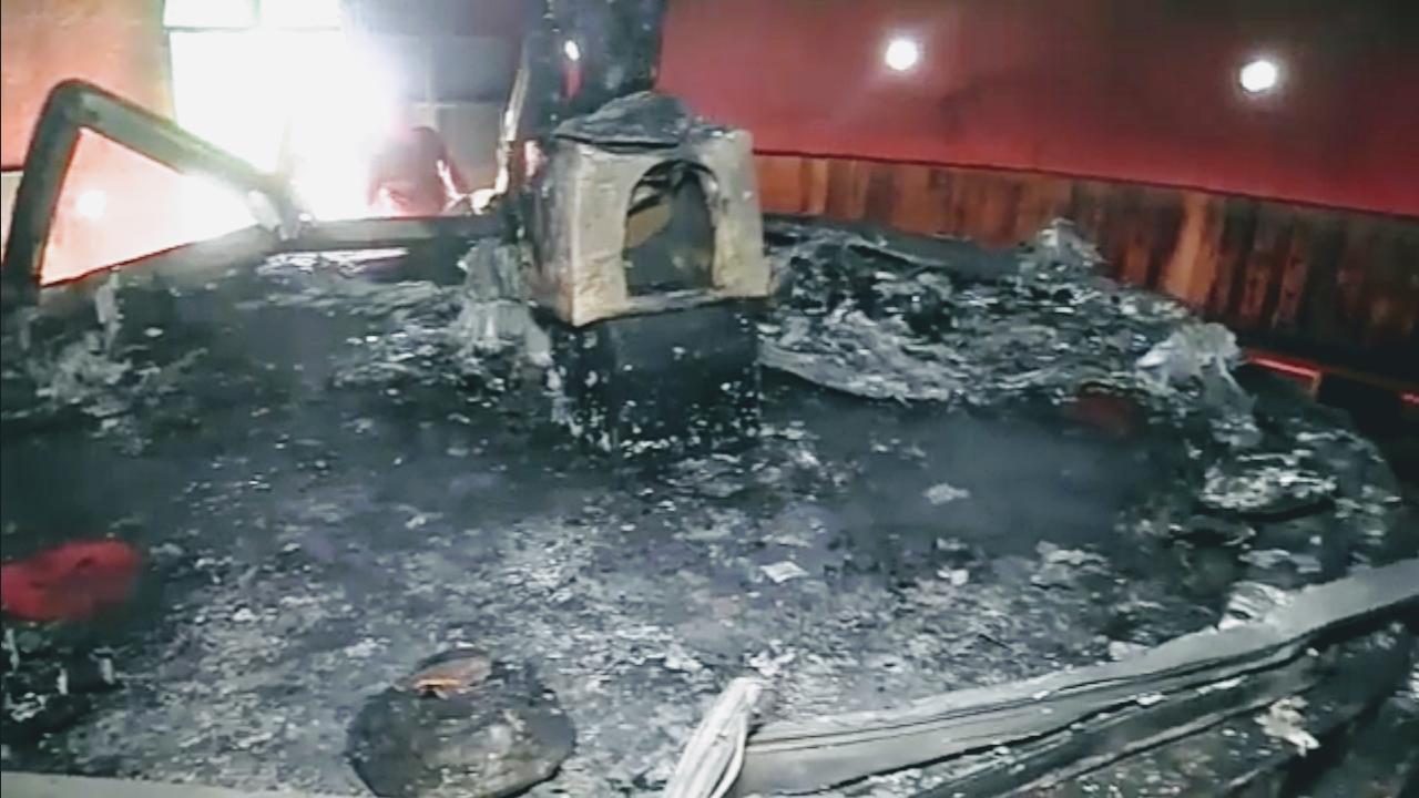 """""""Un atto terroristico"""". Gravemente danneggiata la cattedrale di Managua"""