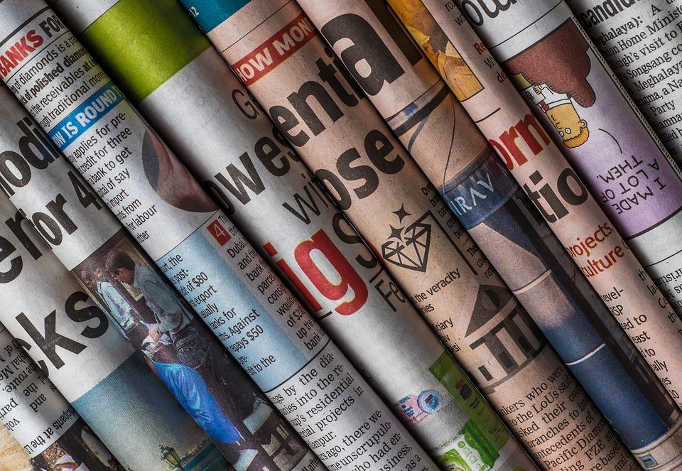 L'Ordine dei giornalisti denuncia il postare o inviare pagine o interi giornali