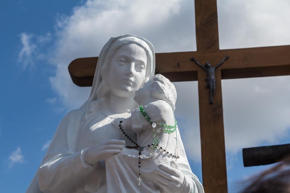 C'è una croce tra Islam e Cristianesimo