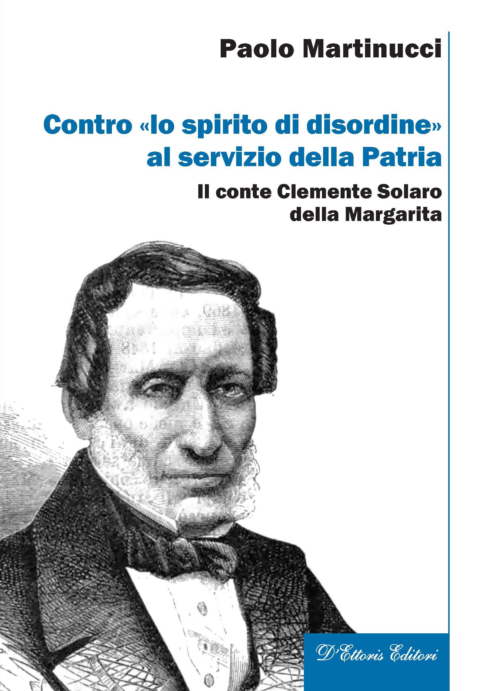 Anticipazioni editoriali: il conte Clemente Solaro della Margarita al servizio della Patria
