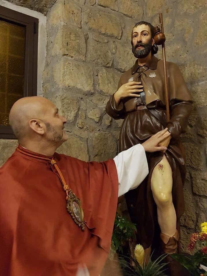 Per gli Amici di San Rocco arriva il libro di Fratel Constantino De Bellis