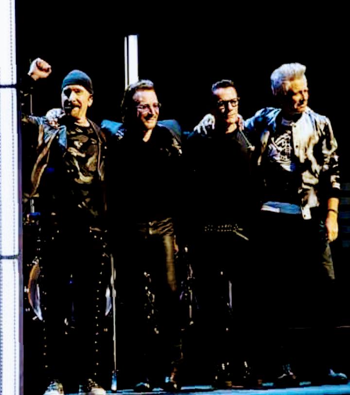 Qualche spunto cristiano nel Rock degli U2