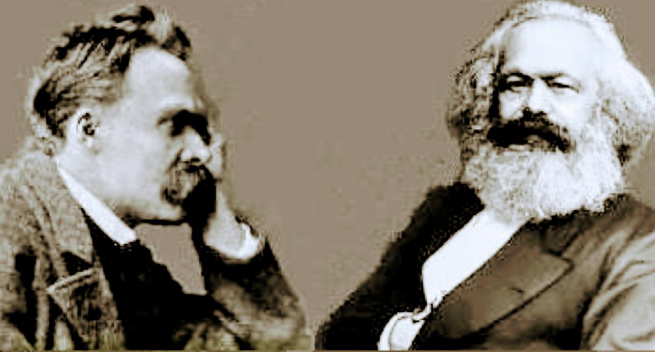 Sia Marx che Nietzsche hanno combattuto l'Ordine