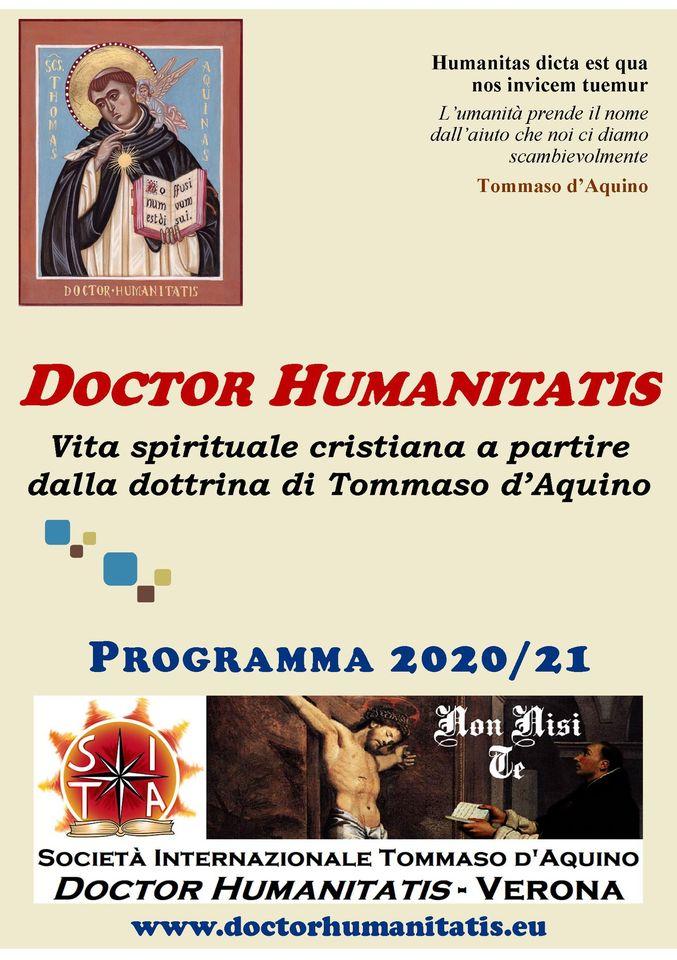 Il rapporto tra morale e spiritualità nella vita cristiana con San Tommaso d'Aquino