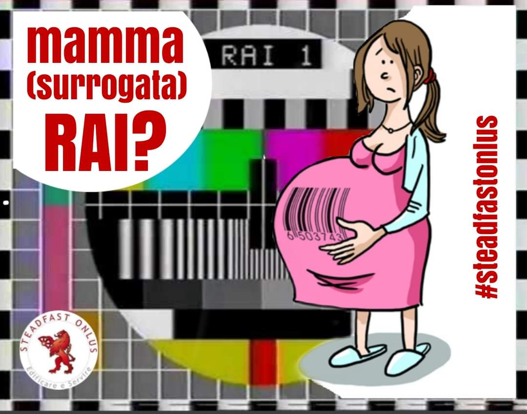 Surrogacy on italian state tv