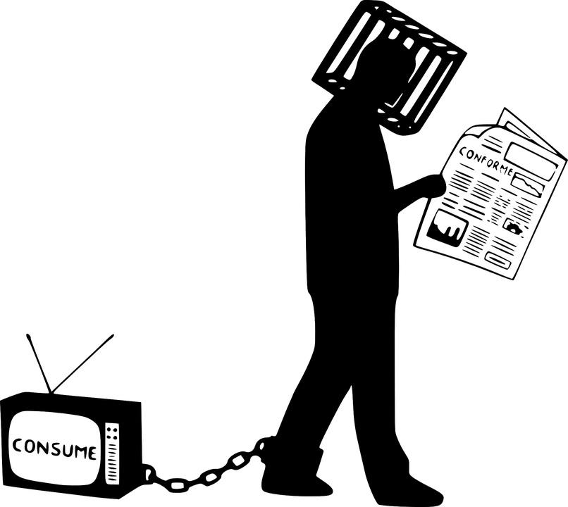 Sulla presunta neutralità dei media e sul loro funzionamento